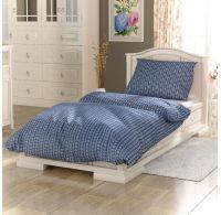 Klasické posteľné obliečky PROVENCE COLLECTION Eleonora sivá