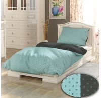 Klasické posteľné obliečky PROVENCE COLLECTION Rosette spot