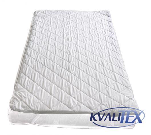 Chránič matraca prešitý z dutého vlákna 90x200cm