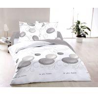 Francúzské bavlnené obliečky ZEN 220x200, 70x90cm