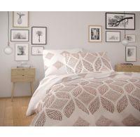 Francúzske bavlnené obliečky NORDIC COLLECTION 200x200, 70x90cm ALVA