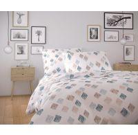 Francúzske bavlnené obliečky NORDIC COLLECTION 240x200, 70x90cm AGNES