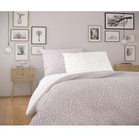Francúzske bavlnené obliečky NORDIC COLLECTION 240x200, 70x90cm ASTRA