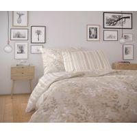 Francúzske predĺžené bavlnené obliečky NORDIC COLLECTION 240x220, 70x90cm ASTRID