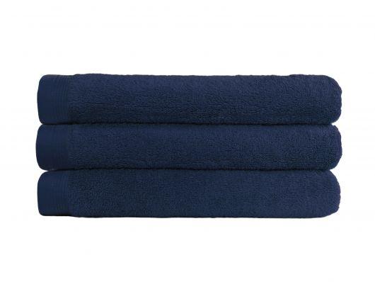 Froté osuška Klasik 70x140cm tmavo modrá