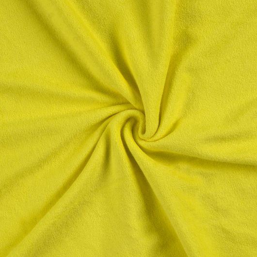 Froté plachta jednolôžko0 80x200cm citrón