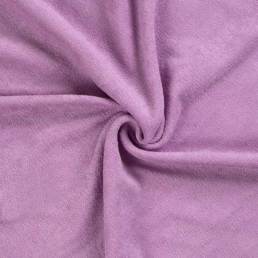 Froté plachta detská 60x120cm svetlo fialová