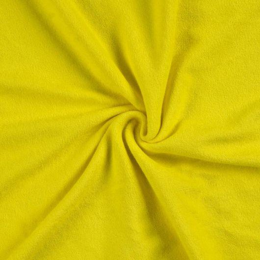 Froté plachta detská 70x140cm citrón