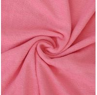 Froté plachta detská 70x140cm svetlo ružová