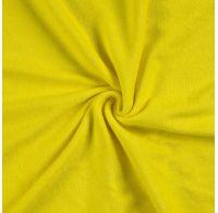 Froté plachta dvojlôžko 180x200cm citrón