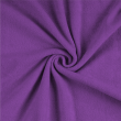 Froté plachta jednolôžko 90x200cm tmavo fialová