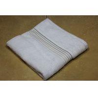 Froté uterák Kamelie 50x100cm biely
