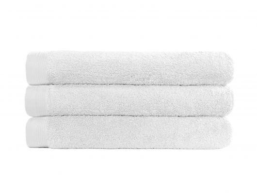 Froté uterák Klasik 50x100cm biely