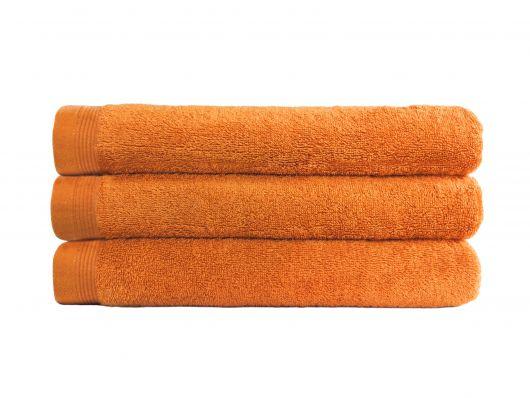 Froté uterák Klasik 50x100cm oranžový