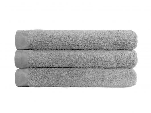 Froté uterák Klasik 50x100cm svetlo sivý