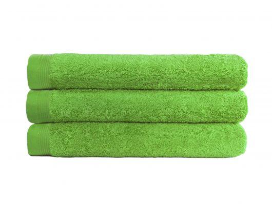 Froté osuška Klasik 70x140cm svetlo zelená