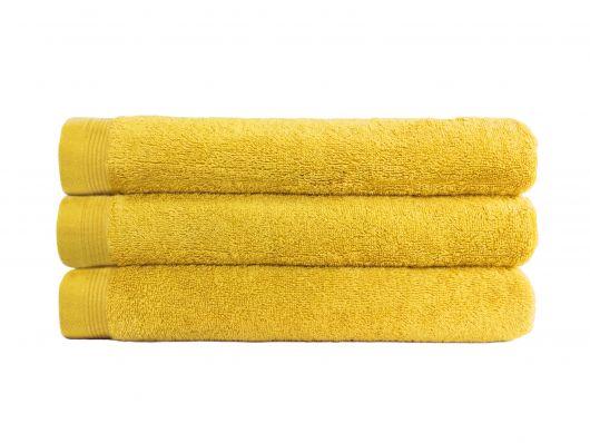 Froté uterák Klasik 50x100cm žltý