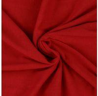 Jersey plachta dvojlôžko 180x200cm červené