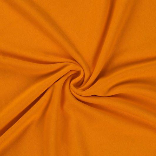 Jersey plachta dvojlôžko 180x200cm oranžová