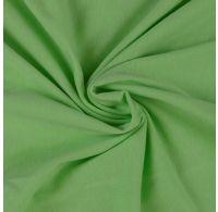Jersey plachta jednolôžko 100x200cm svetlo zelená