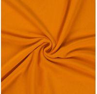 Jersey plachta jednolôžko 120x200cm oranžová