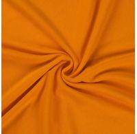 Jersey plachta jednolôžko 90x200cm oranžová