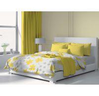 Klasické posteľné bavlnené obliečky 140x200, 70x90cm CRESSIDA
