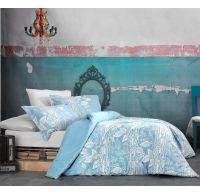 Klasické posteľné flanelové obliečky 140x200, 70x90cm TOKYO