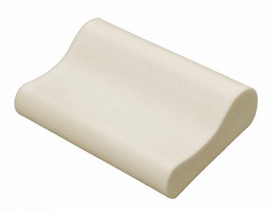 Vankúš anatomický polyuretán 45x35cm biely