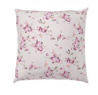 Obliečka na vankúš hladká bavlna PROVENCE ROSE fialové