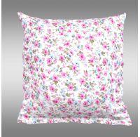 Obliečka na vankúš hladká bavlna PROVENCE - Žaneta ružová