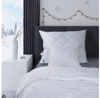 Predĺžená zimná perina Luxus plus 140x220cm biela