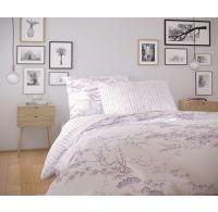 Predĺžené bavlnené obliečky NORDIC COLLECTION 140x220, 70x90cm DISA