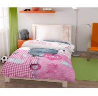Predĺženej posteľné obliečky pre mladých 140x220, 70x90cm Modalife
