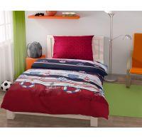 Predĺženej posteľné obliečky pre mladých 140x220, 70x90cm Rota