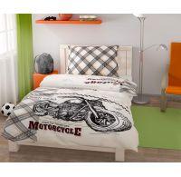 Predĺženej posteľné obliečky pre mladých 140x220, 70x90cm Speedway
