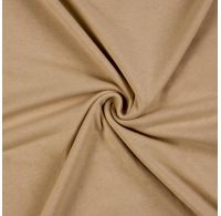 Prestieradlo bavlnené napínacie 90x200 béžové