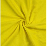 Prestieradlo plachta bavlnené 150x230cm žlté