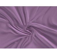 Saténová plachta LUXURY COLLECTION jednolôžko 100x200cm fialová