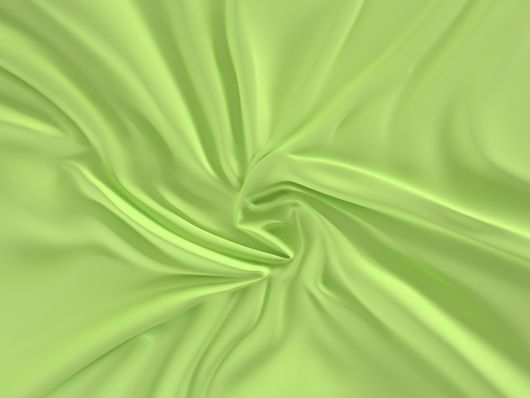 Saténová plachta LUXURY COLLECTION jednolôžko 120x200cm svetlo zelená