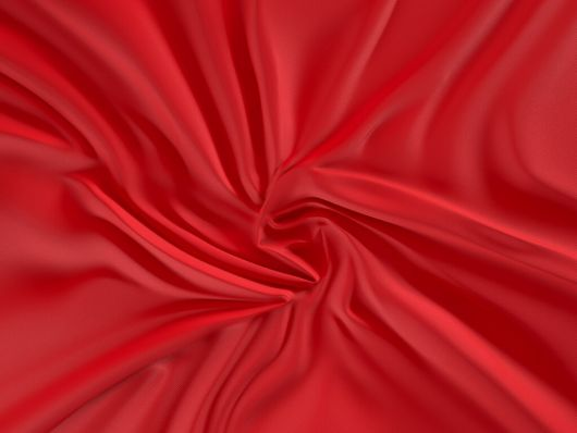 Saténová plachta LUXURY COLLECTION dvojlôžko 160x200cm červená