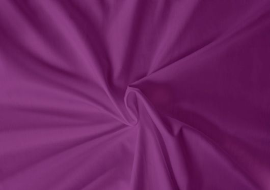 Saténová plachta LUXURY COLLECTION jednolôžko 90x200cm tmavo fialová