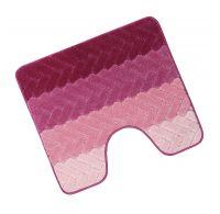 WC predložka 50x60cm Artes ružová