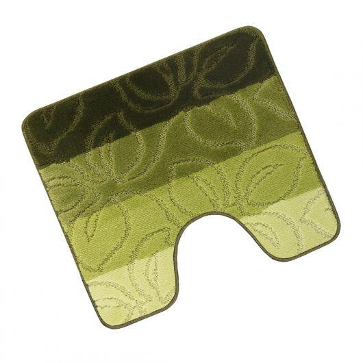 WC predložka 50x60cm lipa zelená