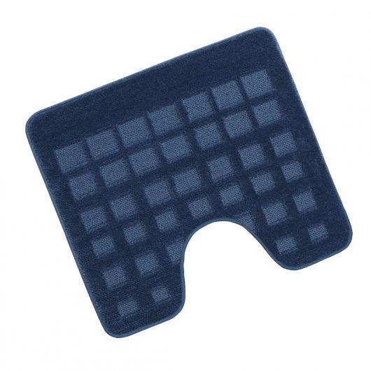 WC predložka 50x60cm modrá dlaždice