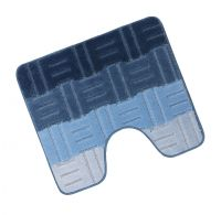 WC predložka 50x60cm Tarma modrá